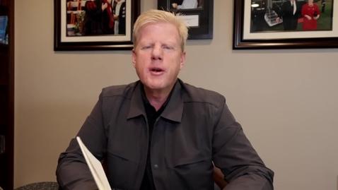 Thumbnail for entry Devotional - Pastor Jonathan - June 9