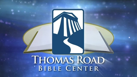 Thumbnail for entry Bible Center - The Doctrine of the Bible Part One