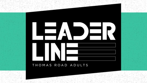 Thumbnail for entry Leader Line 3_25_21
