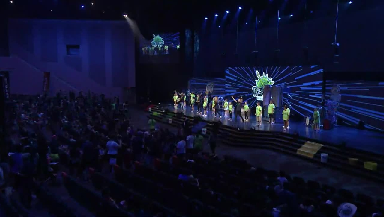 VBS TIME:JUMP - 2021 Opening Rally