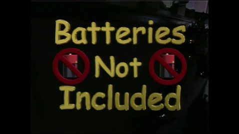 Thumbnail for entry The 1999 Living Christmas Tree - Batteries Not Included