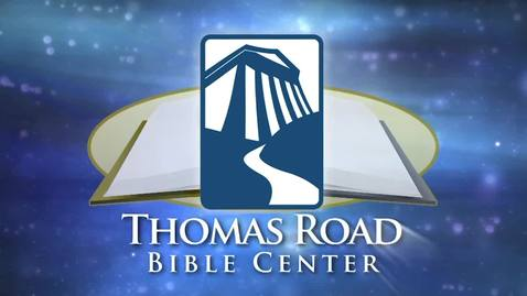 Thumbnail for entry Bible Center - The Book of Romans Part Two