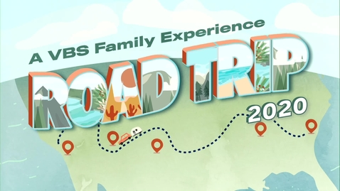 Thumbnail for entry VBS Road Trip 2020 - Week 1