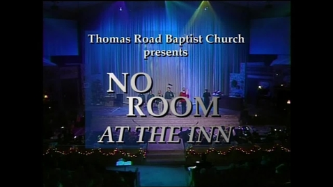 Thumbnail for entry The 2002 Living Christmas Tree - No Room at the Inn