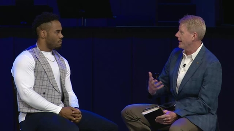 Thumbnail for entry The Power of a Testimony - Rashad Jennings