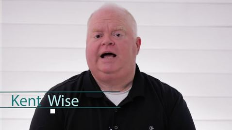 Thumbnail for entry Kent Wise Senior Life Pastor