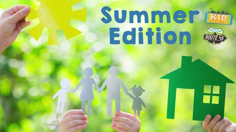 Thumbnail for entry Summer Edition August 23