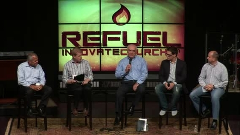 Thumbnail for entry Refuel - Pastor's Panel Q&A