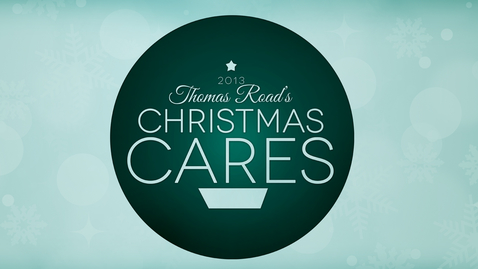 Thumbnail for entry Christmas Cares: About Your Discouragement