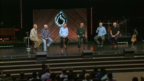 Thumbnail for entry Refuel Pastor's Panel Q&A Session