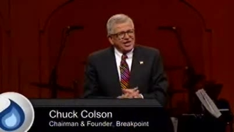 Thumbnail for entry Innovate Church - Chuck Colson