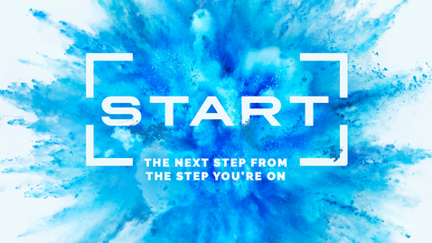 Thumbnail for entry START: Taking the Next Step of Service