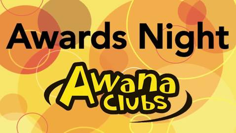 Thumbnail for entry Awana Awards Sparks and T&T 2020
