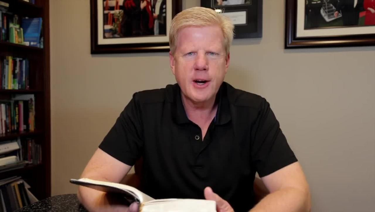 Devotional - Pastor Jonathan - June 16
