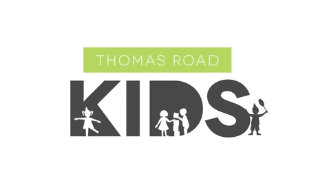 Thumbnail for entry TRBCkids Sunday lesson December 6, 2020