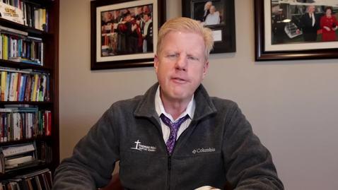 Thumbnail for entry Devotional - Pastor Jonathan - March 3