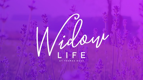 Thumbnail for entry Widow Life - LIVE