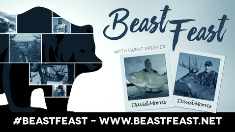 Thumbnail for entry Beast Feast with David Morris