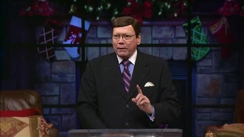 Thumbnail for entry Dr. Ed Hindson - December 26