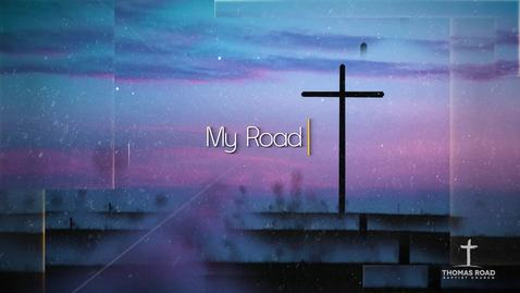 "Thumbnail for entry ""My Road"" with Reagan Treadwell"