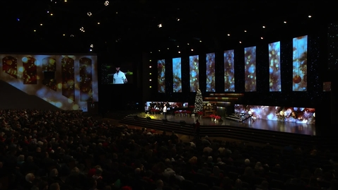 Thumbnail for entry Christmas Eve Service 2019