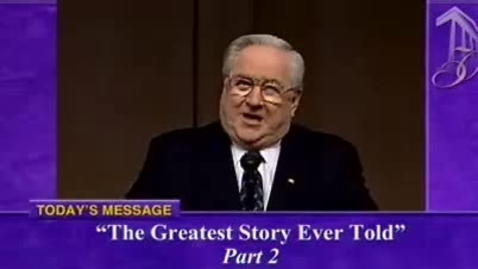 Thumbnail for entry The Greatest Story Every Told - Part 2
