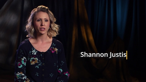 """Thumbnail for entry """"My Road"""" with Shannon Justis"""