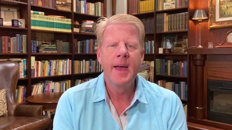 Thumbnail for entry Devotional - Pastor Jonathan - August 25