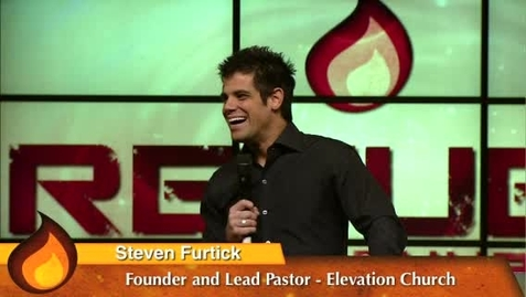 Thumbnail for entry Refuel - Steven Furtick