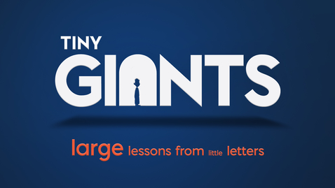 Thumbnail for entry Tiny Giants: Mercy Matters