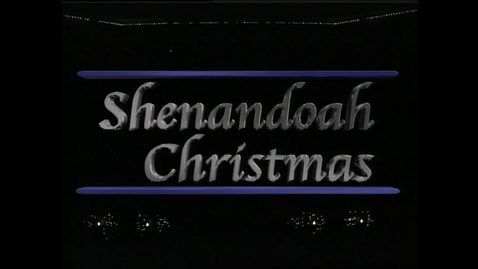 Thumbnail for entry The 2000 Living Christmas Tree - Shenandoah Christmas
