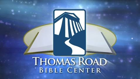 Thumbnail for entry Bible Center - The Final Week Part Two
