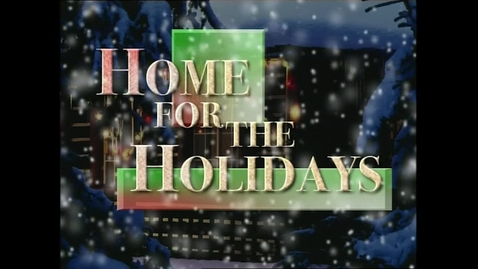 Thumbnail for entry The 2004 Living Christmas Tree Home For The Holidays