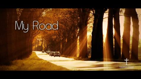 "Thumbnail for entry ""My Road"" with Stephen Kerr"