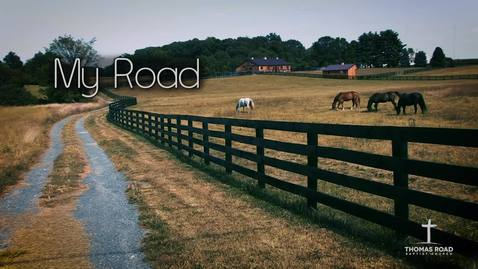 "Thumbnail for entry ""My Road"" with Lorena Andress"