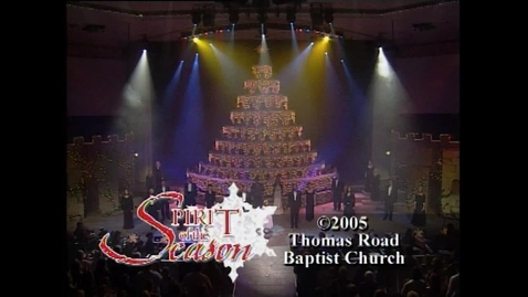 Thumbnail for entry The 2005 Living Christmas Tree Spirit of the Season