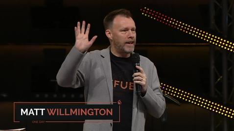 Thumbnail for entry Refuel 21 - Matt Willmington