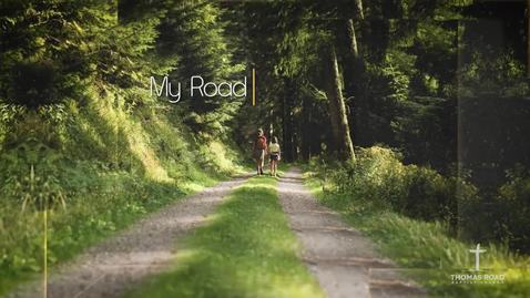 "Thumbnail for entry ""My Road"" with Lucie Flack"