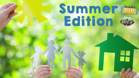 Thumbnail for entry Summer Edition August 2, 2020