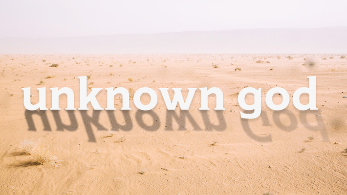 Unknown God – The god of status