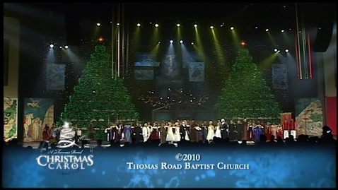 Thumbnail for entry 2010 Virginia Christmas Spectacular - A Thomas Road Christmas Carol