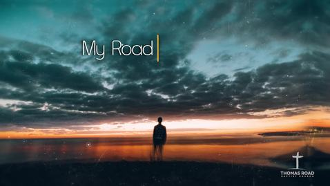 "Thumbnail for entry ""My Road"" with Matthew Brunson"