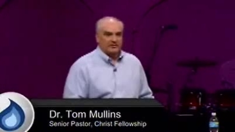 Thumbnail for entry Innovate Church - Dr. Tom Mullins