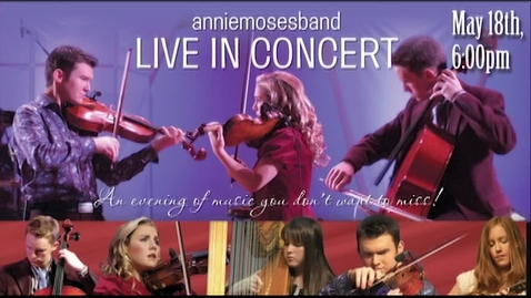 Thumbnail for entry Annie Moses Band Concert