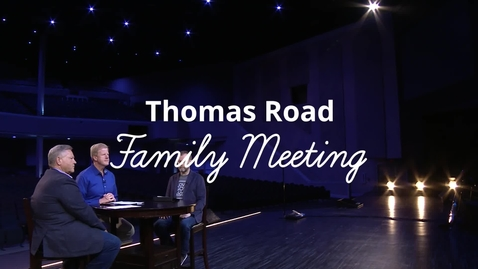 Thumbnail for entry Family Meeting - August 16