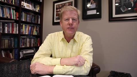 Thumbnail for entry Devotional from Pastor Jonathan