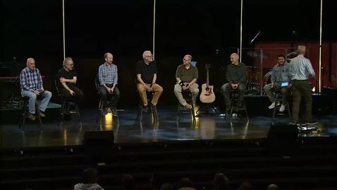Thumbnail for entry Refuel Conference Discipleship Panel Q&A