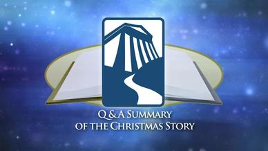 The Christmas Story Bible.Bible Center Q A Of The Christmas Story Thomas Road On