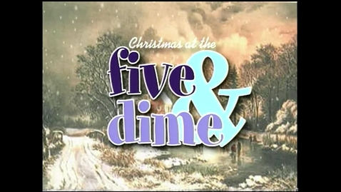 Thumbnail for entry The 2001 Living Christmas Tree - Christmas at the Five & Dime