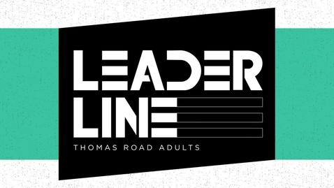Thumbnail for entry Leader Line 5_20_21